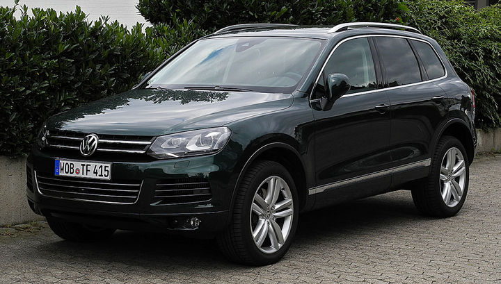 Download Volkswagen Touareg repair manual