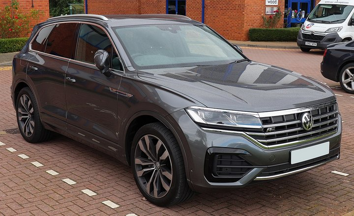Download Volkswagen Touareg III (CR7) repair manual