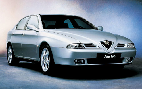 Download Alfa Romeo 166 All Models repair manual
