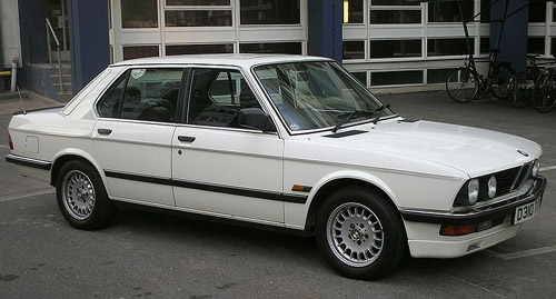 Download Bmw 5 Series E28 repair manual