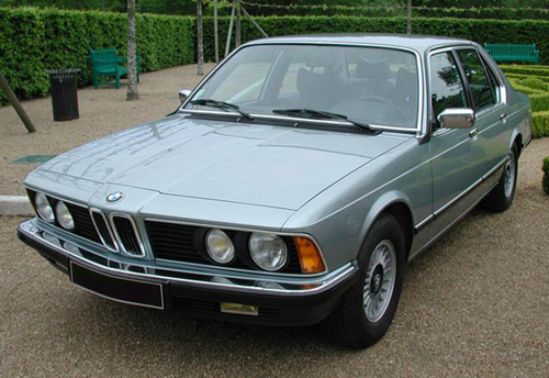 Download Bmw 7 Series E23 repair manual