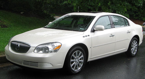 Download Buick Lucerne repair manual