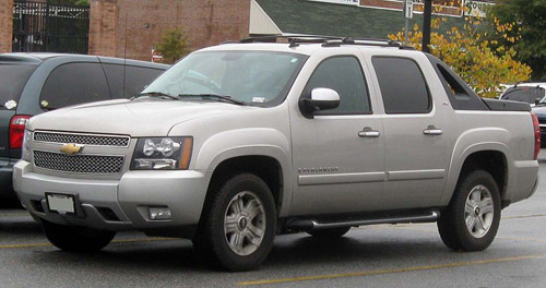 Download Chevrolet Avalanche repair manual