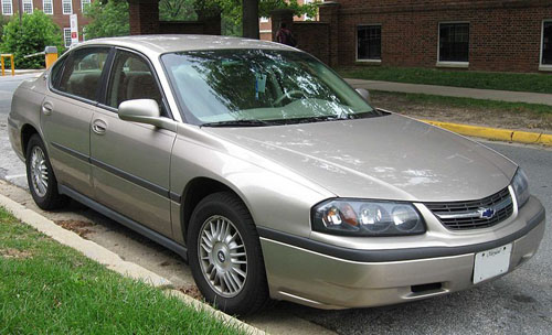 Download Chevrolet Impala repair manual