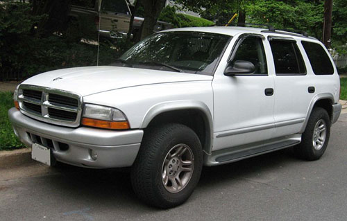 Download Dodge Durango repair manual