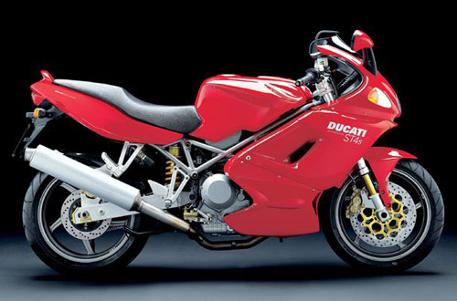 Download Ducati St4 repair manual