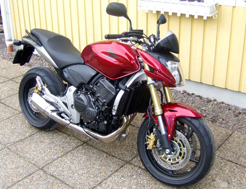 Download Honda Cb600f repair manual