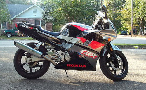 Download Honda Cbr600f2 repair manual
