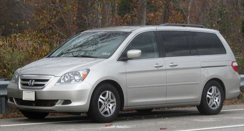 Download Honda Odyssey repair manual