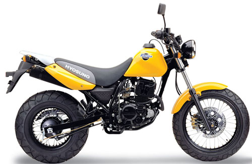 Download Hyosung Karion Rt-125 repair manual