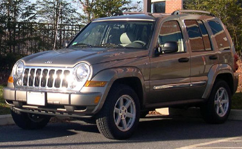 Download Jeep Liberty Kj repair manual