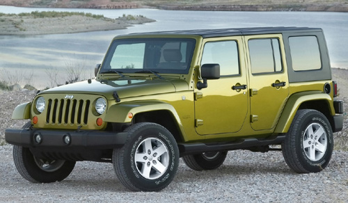 Download Jeep Wrangler Jk repair manual