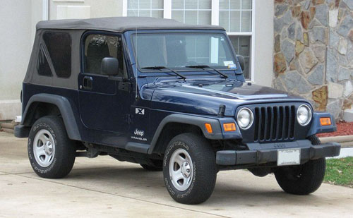 Download Jeep Wrangler Tj repair manual