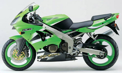 Download Kawasaki Ninja Zx-6r Zx-600 636 repair manual