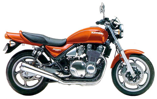 Download Kawasaki Zr1100a Zephyr-1100 German repair manual