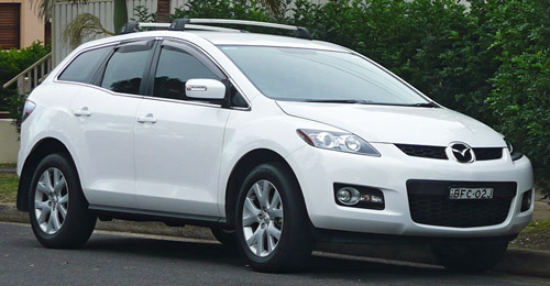 Download Mazda Cx-7 repair manual