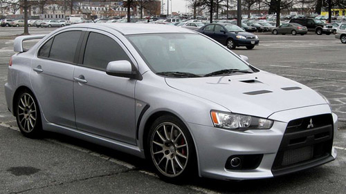 Download Mitsubishi Lancer Evolution 10 repair manual