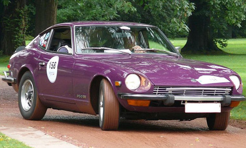 Download Nissan 260z repair manual