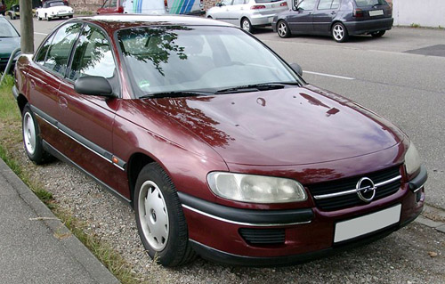 Download Opel Omega B repair manual