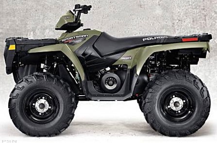 Download Polaris Sportsman 450-500 Atv repair manual