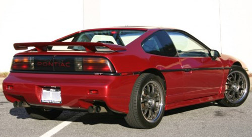 Download Pontiac Fiero repair manual