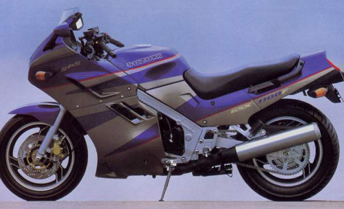 Download Suzuki Gsx-1100 Gs-1150 repair manual