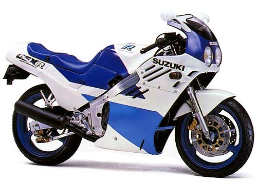 Download Suzuki Gsx-R400 repair manual