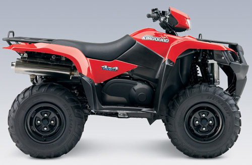 Download Suzuki Lt-A750x-A750p King Quad Atv repair manual
