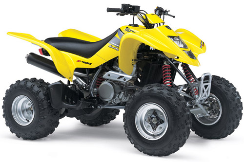 Download Suzuki Lt-Z400 Atv repair manual