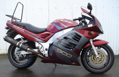 Download Suzuki Rf900r repair manual