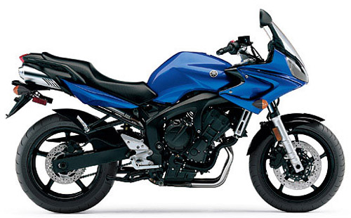 Download Yamaha Fz6 Fazer repair manual