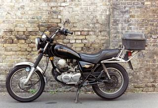 Download Yamaha Sr250g repair manual